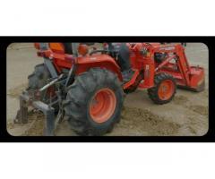 Продам мини тракторKubota B2910.