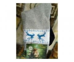 продам носки зимние