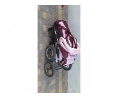 коляска Viktoria Gold