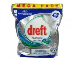 Dreft Platinum капсулы для посудомойки