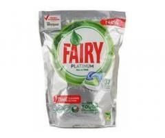 Fairy Jar All in 1 - 36 шт капсулы для посудомойки