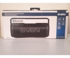 Bluetooth колонка Sven ps-250bl
