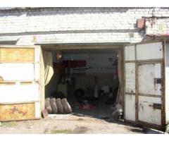 Аренда гаража на 6 м-ців або на 1 рік по 35$/міс.за договором аренды с 7.12.2018 г.