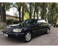 Продам авто Mercedes-Benz S 500 1997