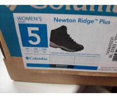 Демисезонные ботинки columbia, оригинал наш 36 стелька 22, 8