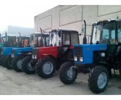 Срочно продам трактор МТЗ Беларусь 82.1