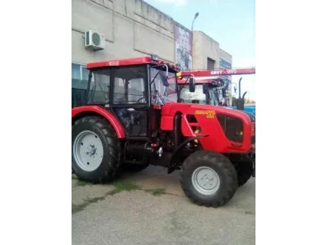 Срочно продам трактор МТЗ Беларусь 82.1 - 3/8