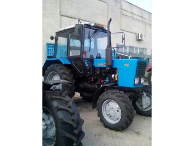 Срочно продам трактор МТЗ Беларусь 82.1 - 6/8