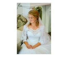 Свадебное платье ,очень красивое