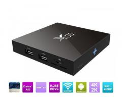 Смарт тв приставка TV Box smart X96 Android 6.0 WiFI