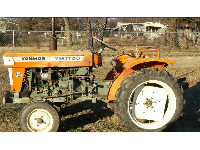 Продам минни трактор  Yanmar YM1700. - 2/11