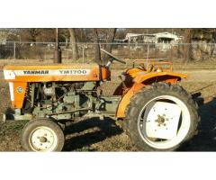 Продам минни тракторYanmar YM1700.