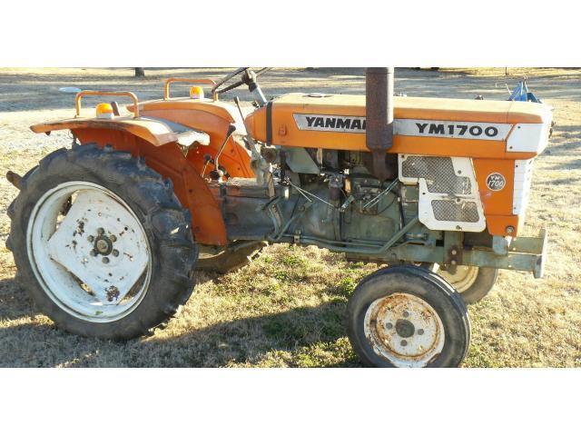 Продам минни трактор  Yanmar YM1700. - 4/11