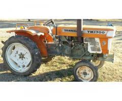 Продам минни трактор  Yanmar YM1700. - Изображение 4/11