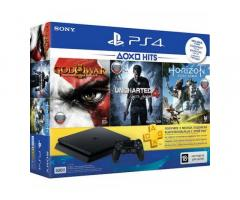 Продам PS4 500gb black
