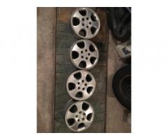 › r15 5x110 opel mercedes диски катаны титаны