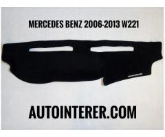 Накидка на панель приборов Mercedes