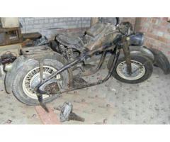Продам мотоцикл zundapp на запчасти
