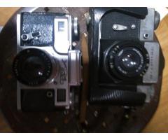 Продам фотоаппараты СССР