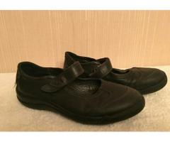 Туфли школьные для девочки, Ecco, 33 размер