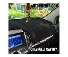 Накидка на панель Chevrolet captiva