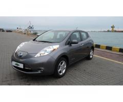 Nissan Leaf SV+ 2014 99% батареяотEcofactor