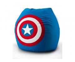 Кресло мешок -Супер герои ,подарок вашему ребенку на НГ
