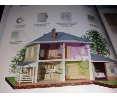 Вентиляція дому та квартири