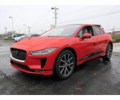 Jaguar I-Pace EV HSE 2019 г.