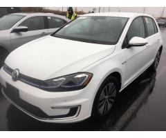 Volkswagen e-Golf SEL Premium 35.8KWh 2017