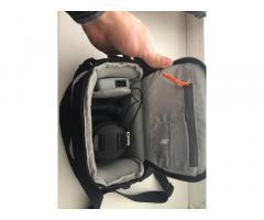Продам фотоаппарат с сумкой, флешкой и штативом