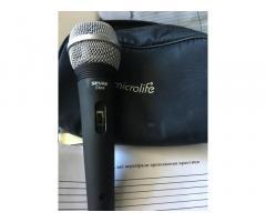 продаётся Микрофон SHURE S58