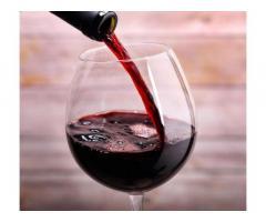 Вино домашнє ожиново-малинове продам