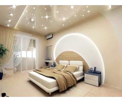Нятяжні стелі, натяжные потолки Золотоноша, Чернобай, Драбов, Черкассы