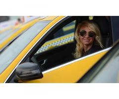 """Компания """"Окси-такси"""" приглашает в свою команду водителей такси."""