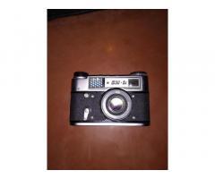 Продам фотоаппарат ФЭД 5 С