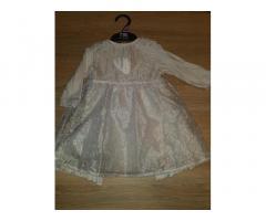Белое нарядное платье на Принцессу 74
