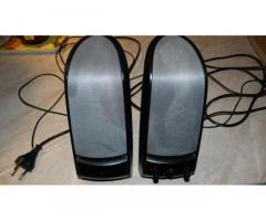 Продам отличные колонки Logitech X-120 Speaker.
