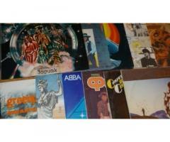 Продам отличную коллекцию пластинок. 40-90 годы.