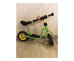 Самокат та велобіг