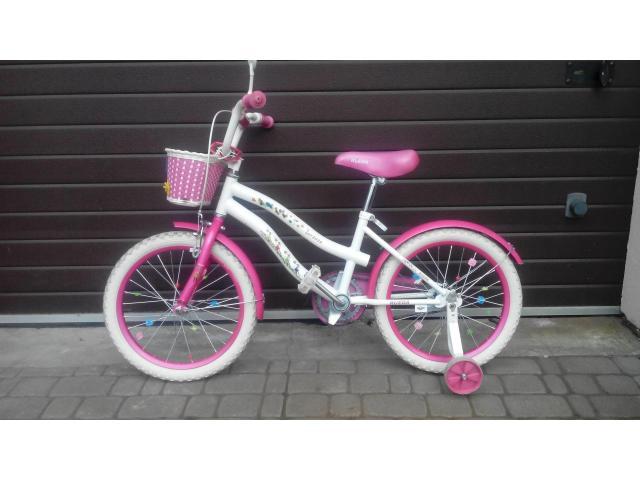 Велосипед для девочки. - 1/3