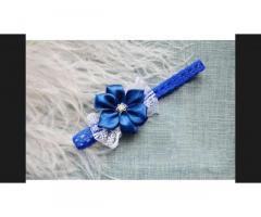 Продам детские повязки, повязки для девочек - Изображение 9/11