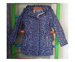 Демисезонная термо-куртка для девочки