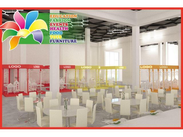Выставка-фестиваль «LolaKIDS Fest». КИЕВ, 19-20-21 Апреля 2019 г., «POCHAYNA EVENT HALL». - 6/7
