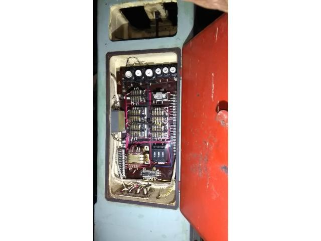 Станок отделочно-расточной (алмазно-расточный) вертикальный 2Е78П. - 9/11