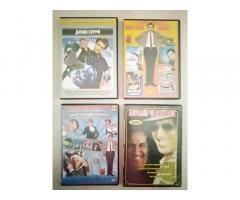 """DVD """"Кинокомедии""""."""