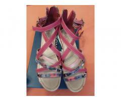 Невероятно легкие сандалии Tom Tailor, оригинал! . 25,5см р40