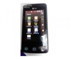 Мобильный телефоон LG KP500