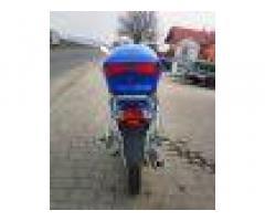 Мотороллер Viper Active 125, синий Возможна Доставка по Украине