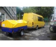 Прицепы ЛЕВ-13 по СУПЕР ценам от завода производителя